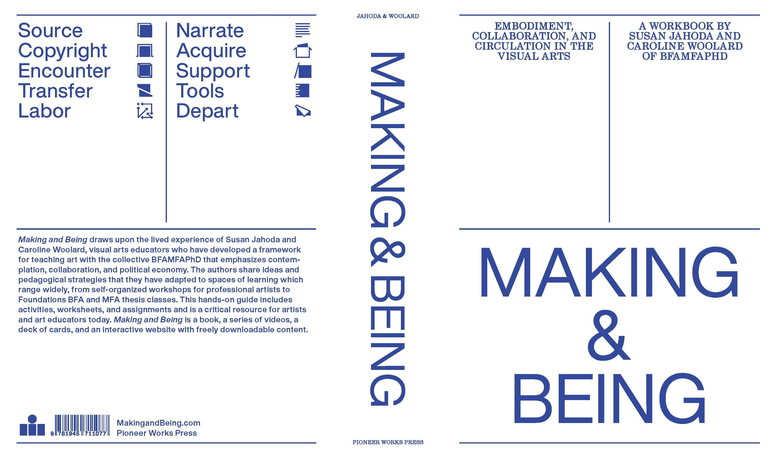 Making and Being