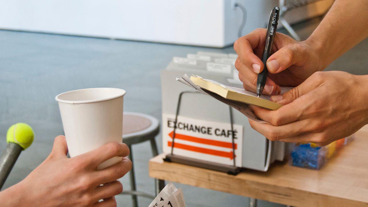 Exchange Cafe